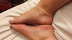 New Friend's Wrinkly Soles