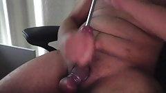 Sounding Masturbation And Cum