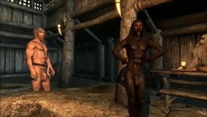 gay Skyrim σεξμαύρο τραβεστί λεσβίες