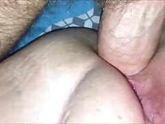 Hardcore Anal Sex With A Chubby Milf