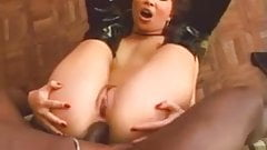 Black And Asian   Interracial Asian  Anal