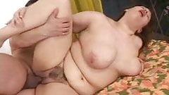 Pleasantly plump Leona