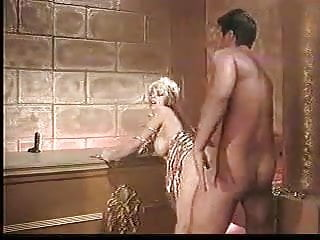BLONDE MATURE FUCKED HARD IN BATHROOM - JP SPL