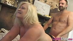 Mature doctor ass plowed