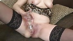 MILF and her dildos
