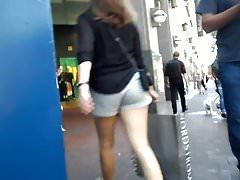 BootyCruise: Downtown Jiggle Shorts