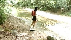 Aira Mihana - On the way to school