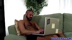 Mature dilf cockriding stud cock