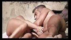 Caresses magiques Nudism Beach