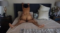 Asian Milf - Riding Cock