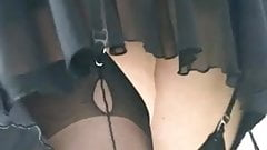 I WAITED FOR YOU IN NYLONS