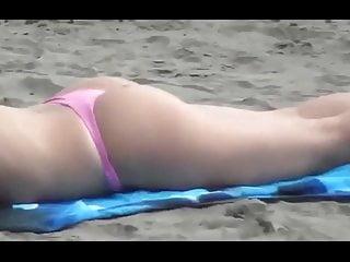 big sexy ass at beach 232015