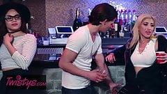 When Girls Play - Cristi Ann - Muff Dive Bar - Twistys
