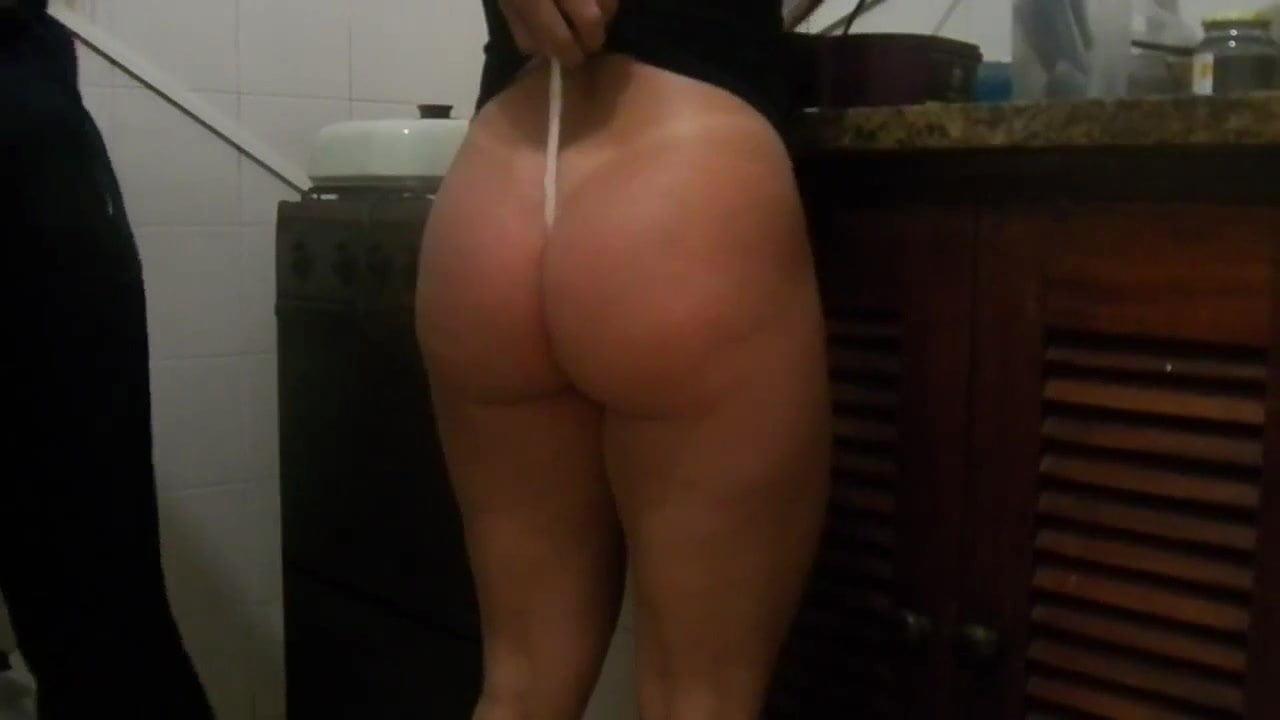 What a hot ass