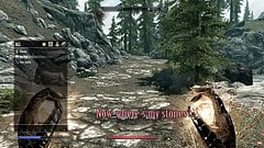 Skyrim naughty playthrough part 1