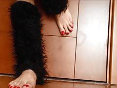 Sexy Turkish Feet