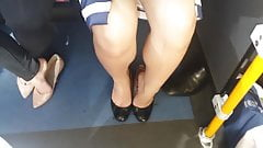 Bare Candid Legs - BCL#131