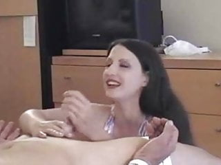 Orgasms torture - Handjob and post orgasm torture