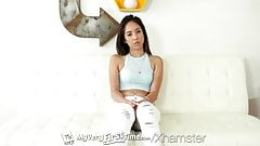 MyVeryFirstTime - Asian Mila Jade takes cock up her ass