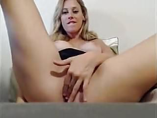 nice sexy hot blonde play alone on the cam 333333