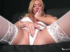 Summer Brielle Loves Big Black Cock