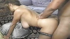 Great Busty lady Vintage short movie