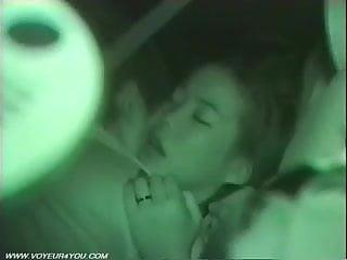 Car Back Seat Voyeur Sex