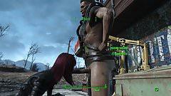 Fallout 4 Little sucking