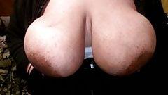 Bbw Big natural boobs