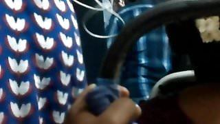 Vulptuous tamil girl bus part 1