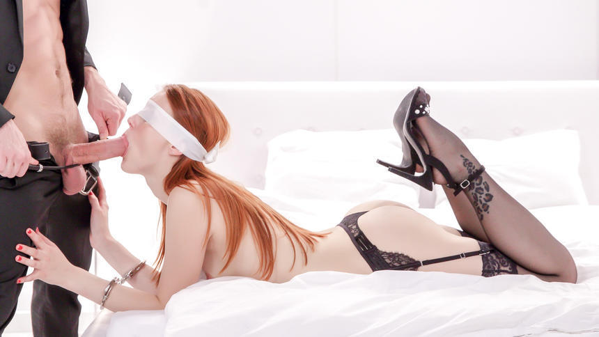 LETSDOEIT -Redhead Babe Wants To Try Something Hot And Kinky