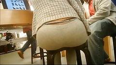 Public Panty Lines Hidden video