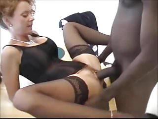 blonde milf fuck big black cock missionary