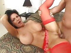 Busty Mature anal sex