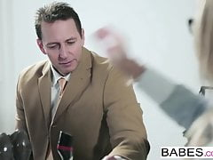 Babes - Office Obsession - Kathia Nobili and Nick Lang - Und