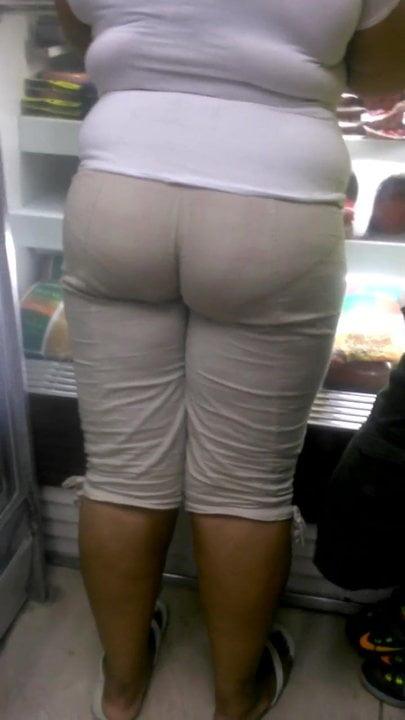 Phat latina butts