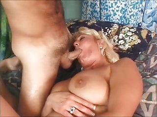Slutty whore Dana Hayes sucking cocks
