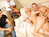 Hubby Sees Wife Kasey Grant Sodomized