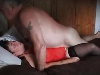 Grandpa and grandma 67 years old - cum inside