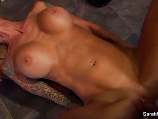 Prisoner Sarah gets fucked in jail POV style
