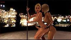 Dickgirls 3D Action
