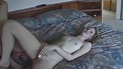 he fucks her tight ass and she screaming