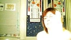 Nasty Mature on Webcam R20