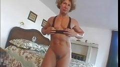 Blonde Body Builder YPP