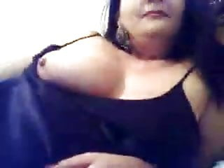 Italian wife of couple playing for me part. 1