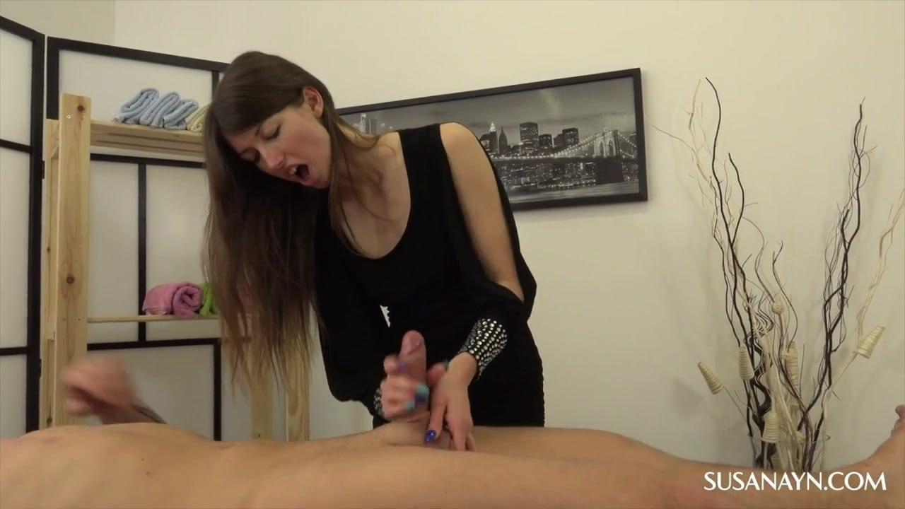 masáž šťastný koniec sex video