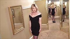 From Black Lingerie to my Little Black Dress