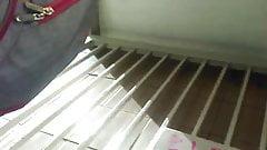upskirt kole en el metro