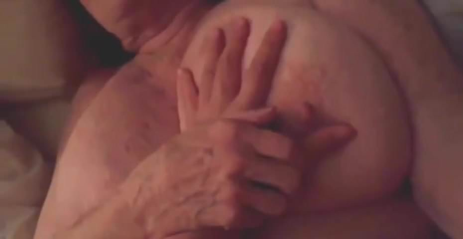 fucking a huge breasted amateur granny