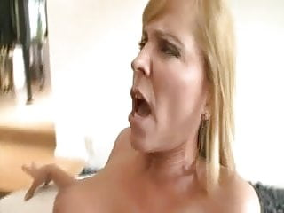 Sexy milf in lingerie fucks good
